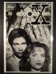 X-files Ashcan,wizard Ace 73,silver And Black -1s, S 1 - 12 Comics 19