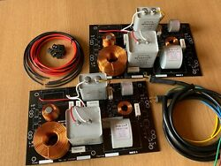 Pcb Andldquoheritageandrdquo Pio Dubilier Series Tannoy Crossover Silver Red Gold Hpd K Series