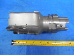 Hsk63a 80 Mm Integral Diamond Tipped 4 Flute End Mill Tool Holder 60579522 80mm