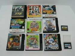 Neo Geo Pocket Color Games Complete Carts Fun You Pick And Choose Video Games