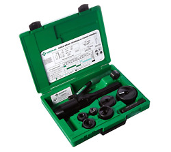 Greenlee 7806-sb Knockout Punch Driver Kit