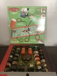 Nfl Mighty Helmet Racers Football Game Set 32 Team Rc Remote Control 2004