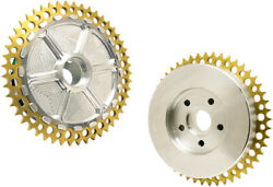 Alloy Art - Ucc53-32 - Universal Drive Chain Conversion System With Machined Car