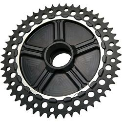 Alloy Art - Ucc51-11 - Universal Drive Chain Conversion System With Black Anodiz