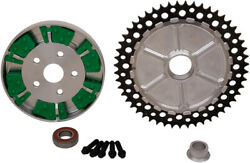 Alloy Art - Ucc49-31 - Universal Drive Chain Conversion System With Machined Car