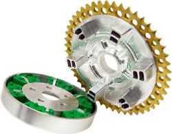 Alloy Art - Ucc49-32 - Universal Drive Chain Conversion System With Machined Car