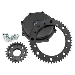Twin Power - 4655 - Chain Conversion Kit For Touring Cush Drive With 51t Rear Sp