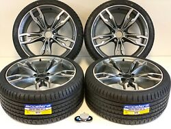 20 Inch Wheels Rims And Tires Fit Bmw M5 F90 G30 G31 Style M6 B7 5x1120.65
