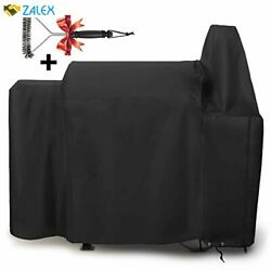 Shinestar 820 Form-fitted Pellet Grill Cover For Pit Boss 820 Series, Special Zi
