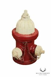 Vintage M And H Fire Hydrant