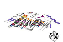 Conical Acdf Retractor And Distractor Sets With Sterilize Case
