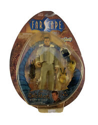 Farscape Action Figures 6 Figure Lot - Regular And Special Versions W/ Crichton
