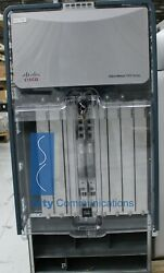 Cisco Nexus N7k-c7010 Chassis With Dual Ac Power And Fans