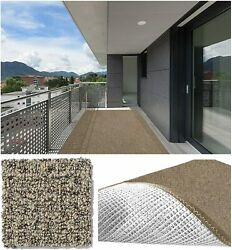 Natural Twine - Casual Boucle Level Loop 20 Oz Indoor-outdoor Area Rug Carpet