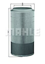 Mahle Air Filter For Man Neoplan Viseon Temsa Hocl Lion S Coach 400 81084050030
