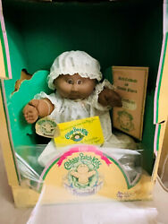 Vintage 1984 African America Preemies Cabbage Patch Doll- Iilsa Dyna