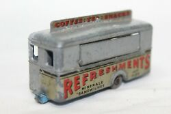 Matchbox 164 Scale Vintage Lesney Mobile Canteen No.74 - Loose