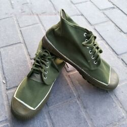 Size 240 Chinese Military Surplus Pla Army Type 1965 Combat Boots Soldier Shoes