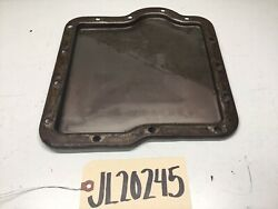 Ford C6 4x4 Transmission Case Pan Fill