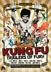 Kung Fu Trailers Of Fury [used Very Good Dvd] Dolby Subtitled Widescreen