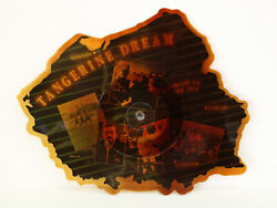 Tangerine Dream Warsaw In The Sun 7 45 Shaped Picture Disc Jive Electro P 74