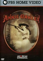 American Experience: Annie Oakley Used Very Good DVD Widescreen $11.98