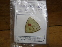 Ama Nwoma Pin 50 Years 1947-1997 Nos New Old Stock Nice Fast Shipping @@
