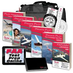 Gleim Private Pilot Kit - All-in-one Training Kit With Online Test Prep - 2020