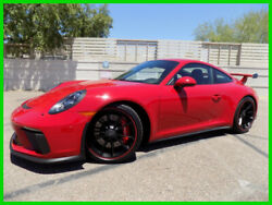 2018 Porsche 911 GT3 Coupe 2018 GT3 Coupe Used 4L H6 24V Automatic RWD Coupe Premium