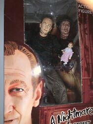 Neca Sdcc Exclusive Fred Krueger Freddy Figure From A Nightmare On Elm Street 7andrdquo