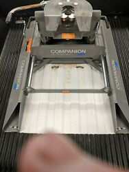 Bandw3405 Companion Slider 5th Wheel Hitch 20k Lb Gtw For Ram Puck Syste