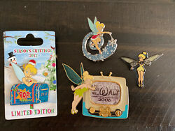 Disney Tinker Bell In The Snow, Spring Wings, Pop Century Resort It All Started