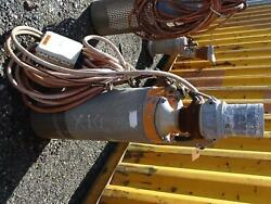 Stancor Industrial Submersible Pump Standard Dewatering 460v P70chh