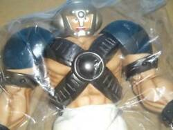 Discontinued Kinnikuman Longman Hall  Romantic 2008 Cannon Borer Ex B Color