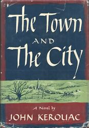 John Kerouac Jack / The Town And The City First Edition 1950