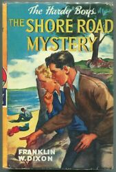 Franklin W Dixon / The Shore Road Mystery 1958 Later Printing