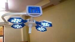 Led Surgical Light No.of Lights 48 Ceiling /mobile As Per Customer Choice
