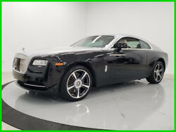 2016 Rolls-Royce Wraith  2016 Used Certified