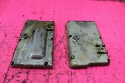 1948 Goodyear 5 H.p. Model 025-3564 Outboard Exhaust Manifolds Plates