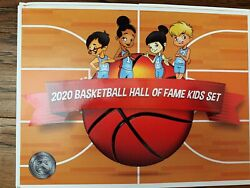 2020 S Basketball Hall Of Fame Kids Set Free 2 Day Fedex Shipping