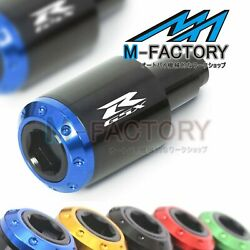 Billet Atom Bar Ends Sliders Fit Suzuki Gsxr600 92-00 00 99 98 97 96 95 92