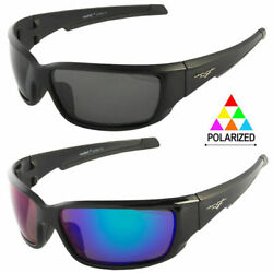 Polarized sunglasses Men#x27;s Driving glasses Aviator outdoor Sports UV400 Eyewear $10.86