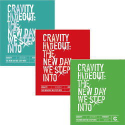 Cravity Season2 Hideoutthe New Day We Step Into Album Cd+poster+pbook+pre-order