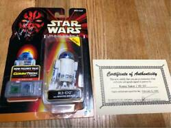 Star Wars Error R2-d2 Figure Packaged Backwards And Signed By Kenny Baker