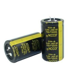 15000uf 63v Snap-in Electrolytic Radial Capacitors Amplifier Audio 35x60mm 105anddegc