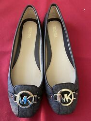 Michael Kors Women Shoes Brown Size 9M Flat New With Box $49.99