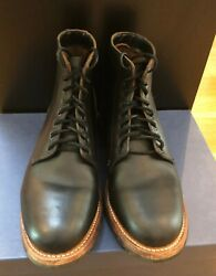 Oak Street Bootmakers Trench Boot. Black CXL 7D. Pre-Owned. $53.00