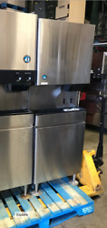 Hoshizaki 26 Wide Water-cooled Cubelet-nugget Style Ice Restaurant Equipment.