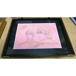 Limited 20 Legend Of The Galactic Heroes Reproduction Original Picture 88