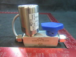 Applied Materials Amat 0190-36181 Valve Assy,w/flow Monitor Fast Cool Down